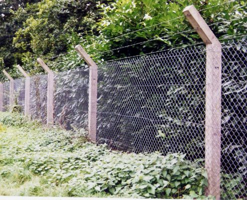cloture-grillage-bavolet-495x400 CLASSIC RANGE of defensive fences