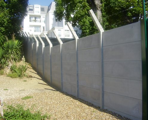 cloture-pleine-bavolet-495x400 CLASSIC RANGE of defensive fences